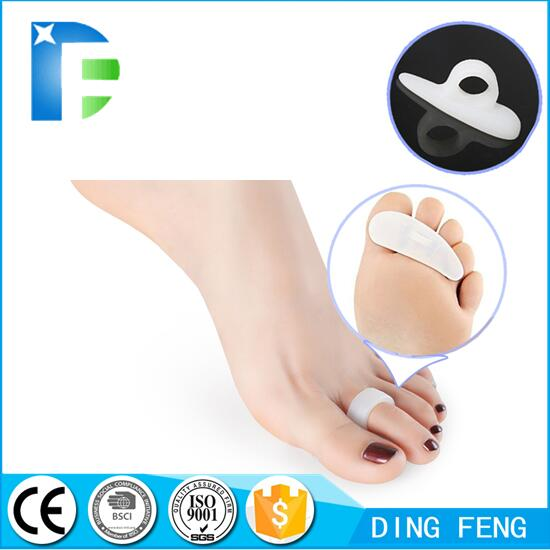 Silicone Claw Toe Corrector Gel Toe Separator Toe Spacers Toe Stretchers for Hammer Toe