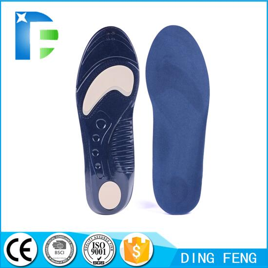 Sports Gel Insoles and shoe inserts for Women and Men Comfort Shoe Insoles arch support for Walking