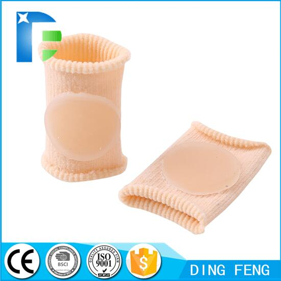 Fabric Toe Separators Toe Glow Bunion Relief Toe Spacer Protectors for Pain Relief