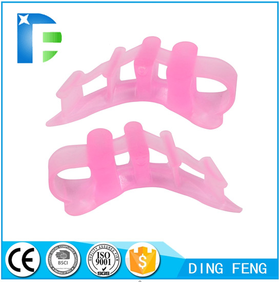 Gel Toe Separator Toe Spacers Toe Stretchers for Men and Women
